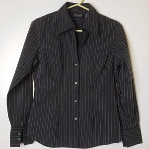 New York And Company Women's Collared Shirt